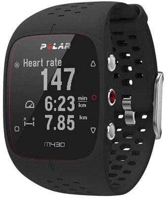Polar - Migliore orologio GPS da montagna per quadrante rettangolare