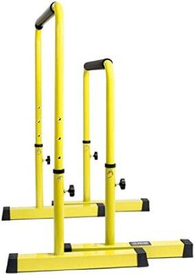 power guidance - migliori barre parallele per calisthenics per regolazione dell'altezza