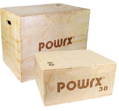 POWRX - Migliore jump box in legno