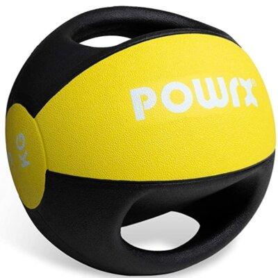 POWRX - Migliore palla medica per le prese laterali