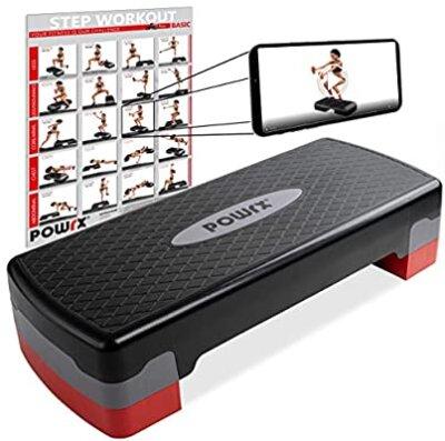 powrx - migliore stepper fitness per prestazioni professionali