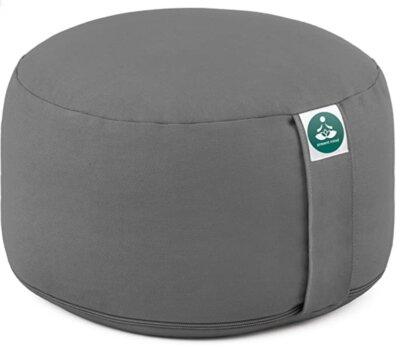 Present Mind - Migliore cuscino da meditazione per altezza dal pavimento 20 cm