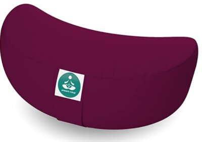 Present Mind - Migliore cuscino da meditazione per spazio per le gambe
