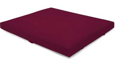 Present Mind - Migliore cuscino da meditazione rettangolare