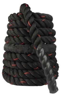 Proiron - Migliore corda battle rope per manicotto centrale protettivo
