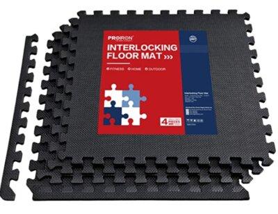 PROIRON - Migliore pavimento in gomma per palestra per materiale