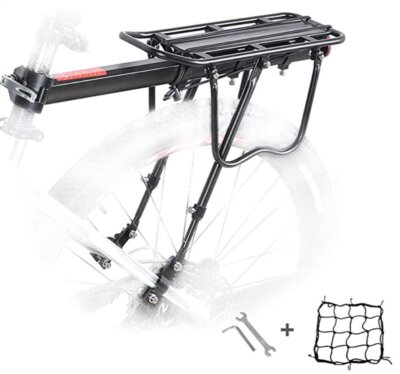 ProRuck - Migliore portapacchi per bici per lunghi viaggi