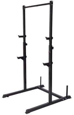 Pull Up Fitness - Migliore rack per squat per fissaggio a pavimento