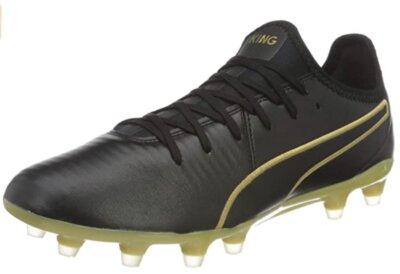 Puma - Migliori scarpe da calcio per tomaia in K-Leather imbottita