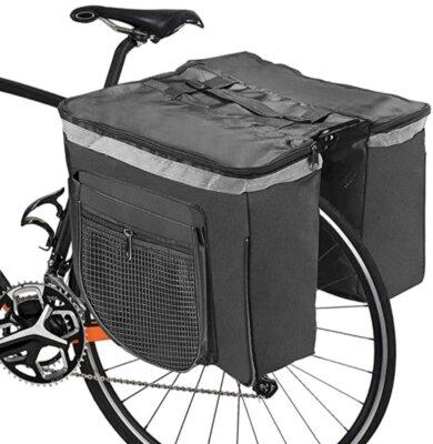 Ranjima - Migliore borsa per bici per volume 30 litri