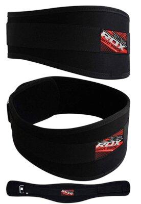 RDX - Migliore cintura per sollevamento pesi per combinazione con cinturino