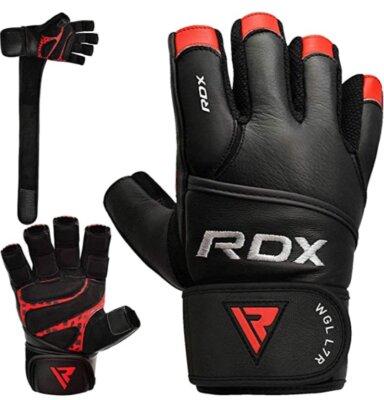 RDX - Migliori guanti da palestra in pelle