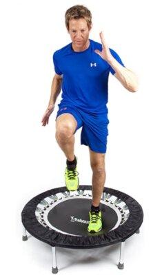 Rebound - Migliore mini trampolino elastico da fitness per acciaio ad alta resistenza
