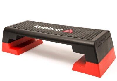 reebok - migliore stepper fitness per texture gommata a bolle