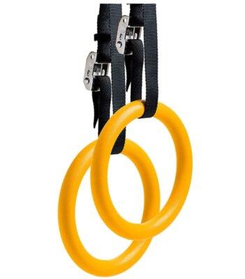 Reehut - Migliori anelli da ginnastica per fibbie di stabilità