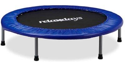 Relaxdays - Migliore mini trampolino elastico da fitness per bambini
