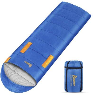 Relefree - Migliore sacco a pelo singolo indossabile anche in piedi