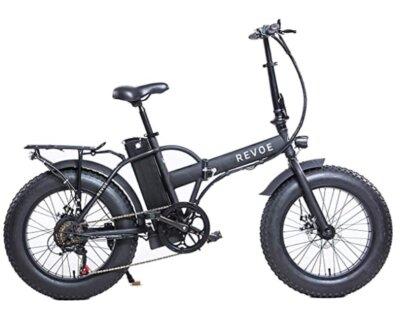 Revoe - Migliore bici elettrica pieghevole sportiva ed elegante