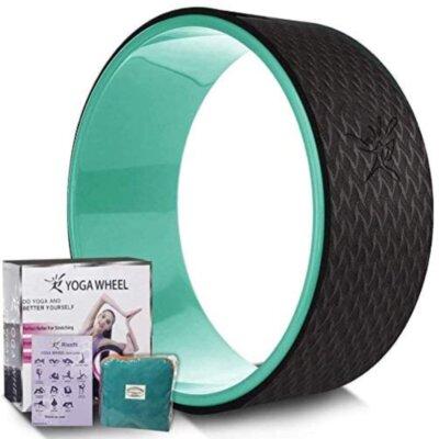 Risefit - Migliore ruota da yoga per peso massimo supportato