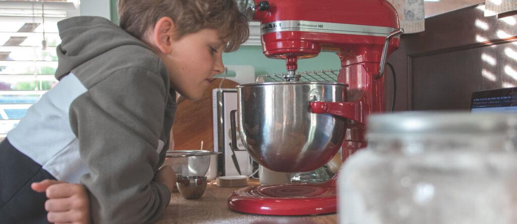 robot da cucina kitchenaid