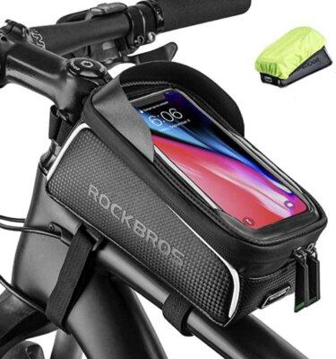 Rockbros - Migliore portaoggetti da bici per design intelligente