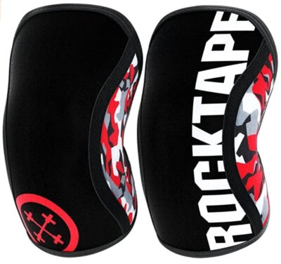 RockTape - Migliore ginocchiere da crossfit per dimensioni