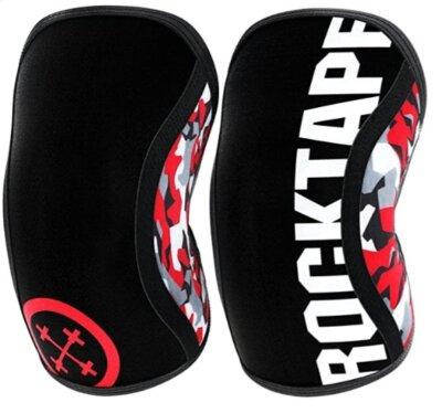 RockTape - Migliori ginocchiere da crossfit per neoprene