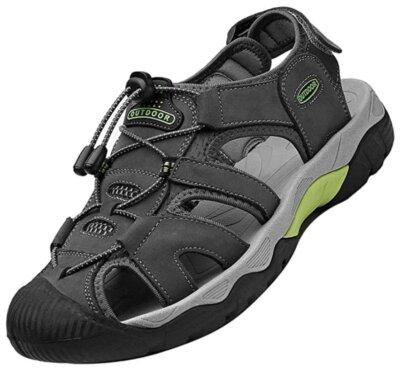 Rokiemen - UOMO - Migliori sandali da trekking per rinforzo zona delle dita