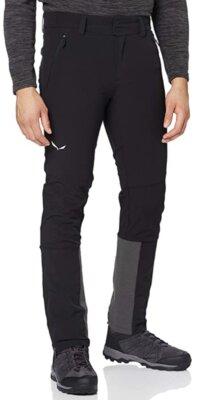 Salewa - Migliori pantaloni da trekking per trattamento idrorepellente