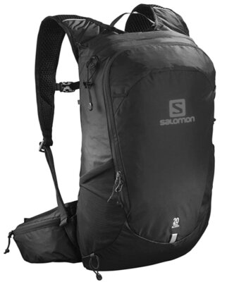 SALOMON - Migliore zaino da trail running per l'idratazione per schienale, cintura e spallacci imbottiti