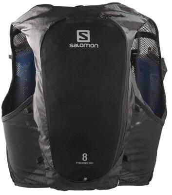 SALOMON - Migliore zaino da trail running per l'idratazione per struttura SensiFit