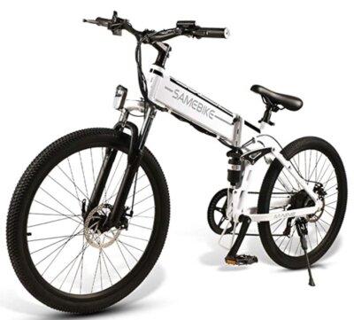 SAMEBIKE - Migliore bici elettrica per cambio Shimano a 21 velocità