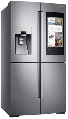 Samsung RF56M9540SR - Migliore frigorifero americano side by side per fotocamere interne