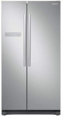 Samsung RS54N3003SA ES - Migliore frigorifero Samsung side by side per elementi opzionali