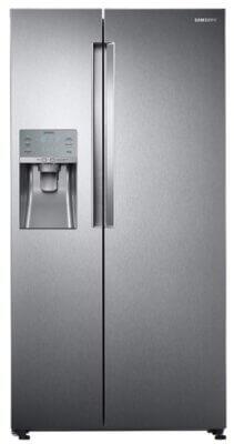 Samsung RS58K6688SL ES - Migliore frigorifero americano side by side per estetica