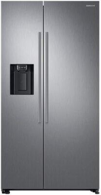 Samsung RS67N8210S9 - Migliore frigorifero Samsung side by side per dispenser minimalista e display nascosto