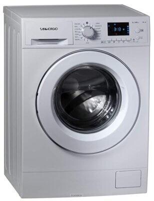 Sangiorgio F814DI - Migliore lavatrice Sangiorgio 8 kg per profondità 57 cm