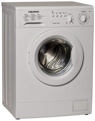 Sangiorgio S5510C - Migliore lavatrice da 7 kg per controlli meccanici