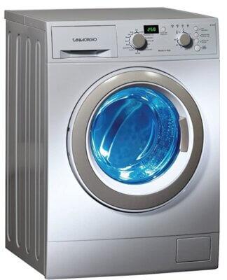 Sangiorgio SEN1012D - Migliore lavatrice Sangiorgio 10 kg per silenziosità