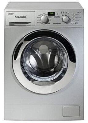 Sangiorgio SEN714DS - Migliore lavatrice Sangiorgio 7 kg silver con oblò cromo