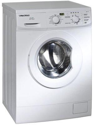 SanGiorgio SES610D - Migliore lavatrice da 6 kg carica frontale per semplicità di utilizzo