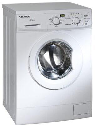 Sangiorgio SES610D - Migliore lavatrice Sangiorgio 6 kg per classe energetica C