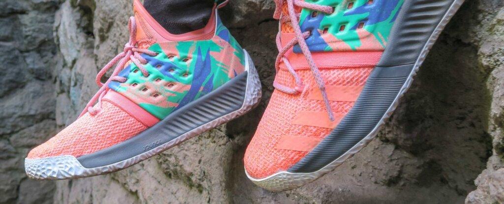 scarpe da running e da jogging