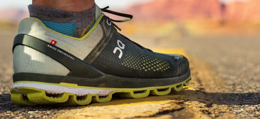 scarpe da running su strada