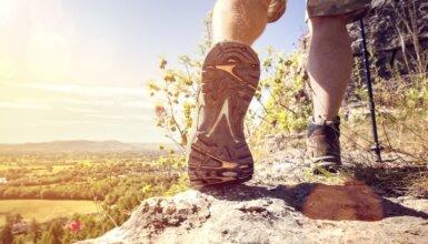 scarpe da trekking suola e caratteristiche