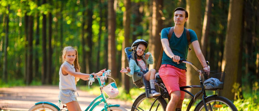 Scegliere il seggiolino bici
