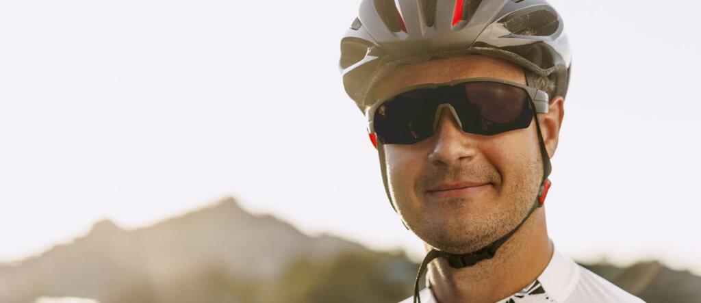 Scegliere occhiali da ciclismo