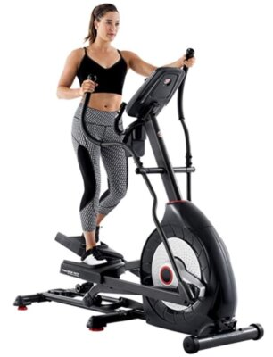 Schwinn - Migliore cyclette ellittica per accessori