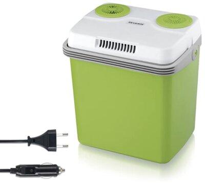 Severin - Migliore frigo portatile da campeggio per colore verde