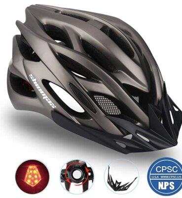 Shinmax - Corsa e MTB - Migliore casco da bici per qualsiasi condizione atmosferica